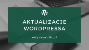 Aktualizacja WordPressa i wtyczek