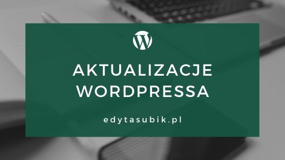 Read more about the article Aktualizacja WordPressa i wtyczek