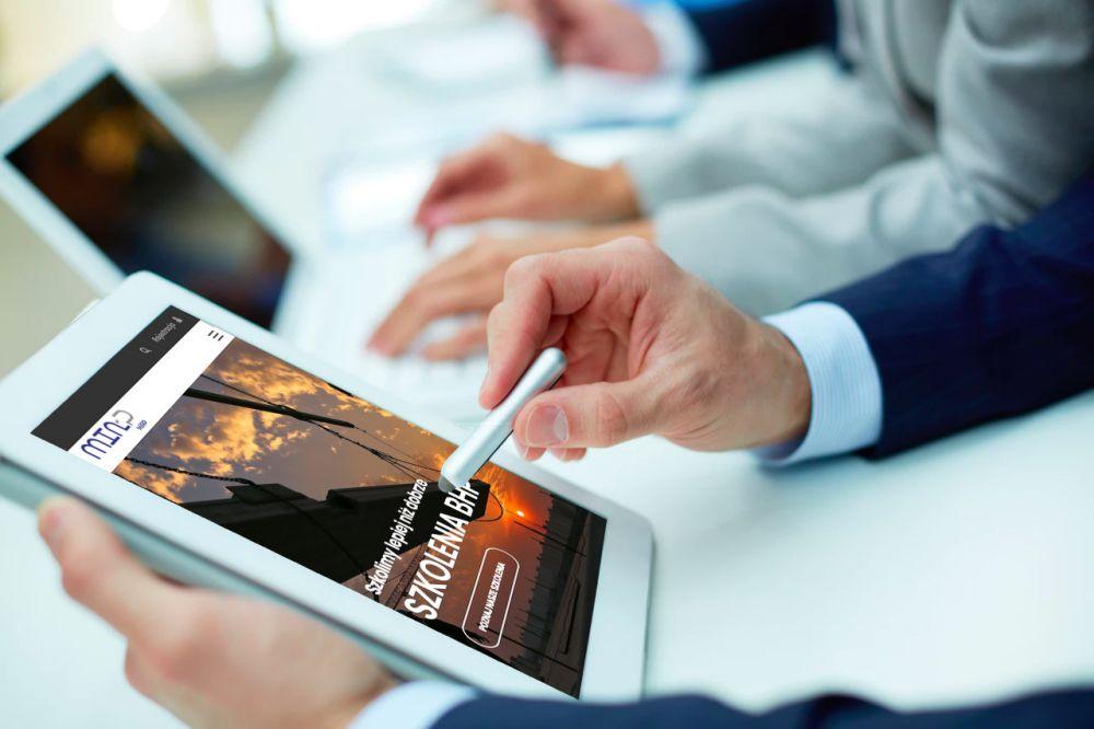 Strony internetowe WordPress Gliwice - portfolio - szkolenia MiRP