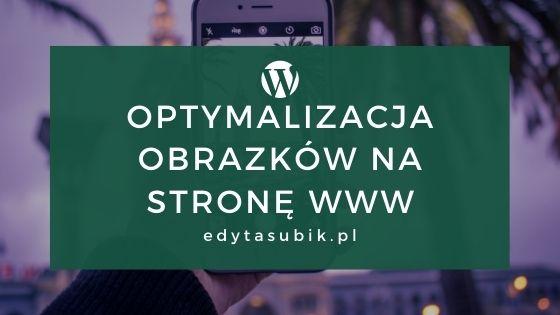 Optymalizacja zdjęć na stronie www