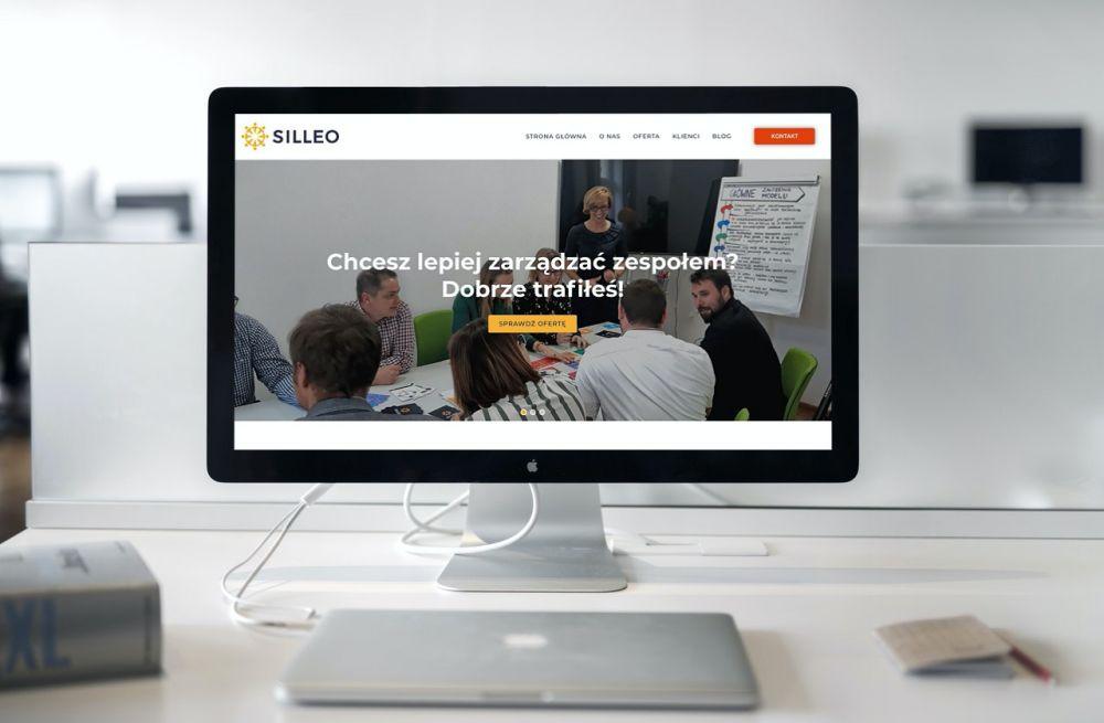Silleo – szkolenia i coaching menedżerski