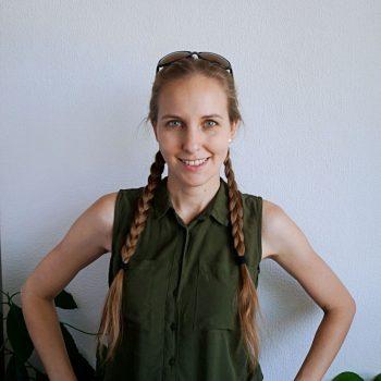 Edyta Subik - Projektantka stron internetowych Gliwice
